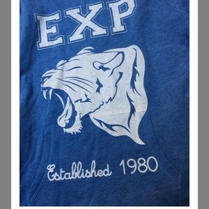 Express Tops - Blue hoodie from Express, good condition